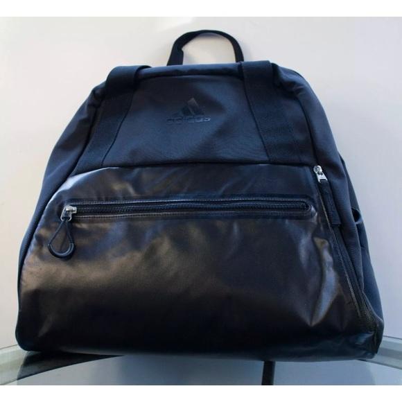 adidas Handbags - Adidas Studio Hybrid Tote Bag Black